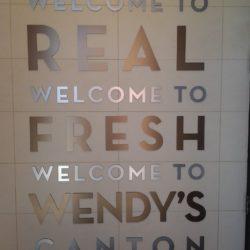 Wendy's Canton, MI 2015