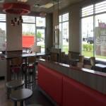 Burger King West Branch, MI 2012