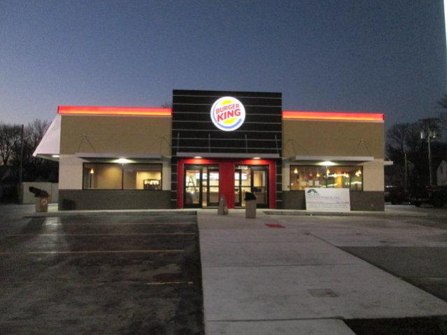 Burger King Davenport, IA 2015