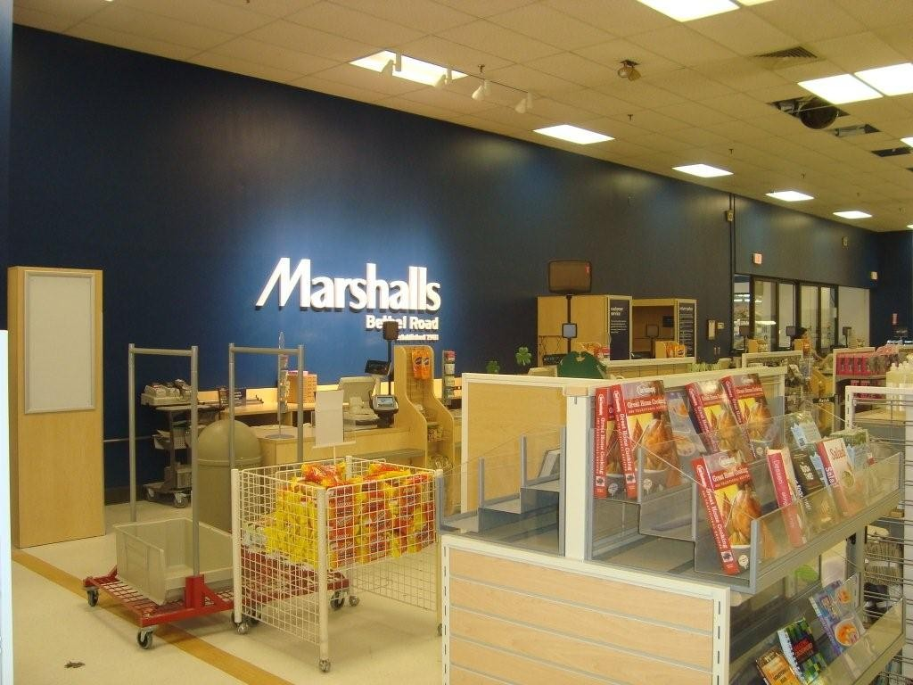 Marshalls Columbus OH 2012